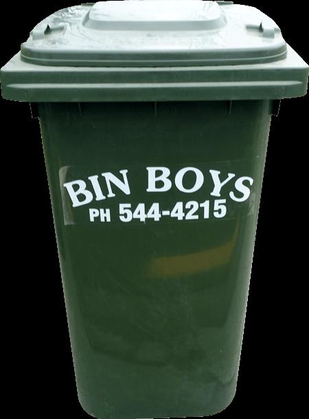 240ltr general waste wheelie bin
