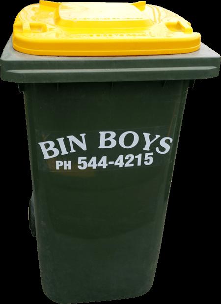 240ltr recycling wheelie bin